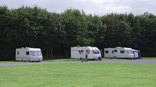 Practical Caravan's campsite reviews – Oxon Hall Touring and Holiday Home Park