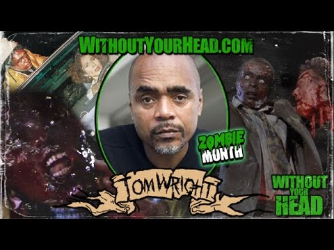Tom Wright of Creepshow 2 and Tales From The Hood Without Your Head Interview