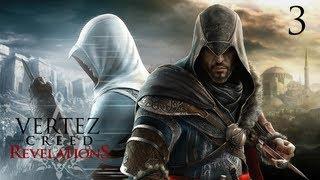 Assassin's Creed Revelations #3 - Odbijamy kryjówkę - Vertez Let's Play / Zagrajmy w ACR - 1080p
