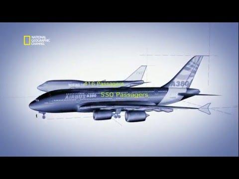 le plus gros avion de ligne l 39 airbus a380 youtube. Black Bedroom Furniture Sets. Home Design Ideas