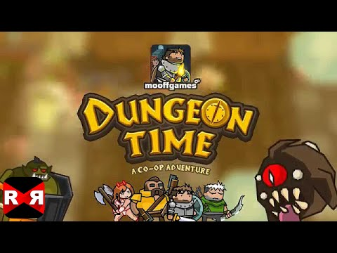 Dungeon Time (By Mooff Games) - iOS / Android - Gameplay Video