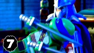 Lego Tmnt Teenage Mutant Ninja Turtles Episode 7