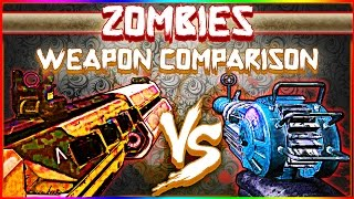 *ZWC* Cel-3 Cauterizer vs Ray Gun ~ Treyarch Zombies & Exo-Zombies! ~ Wonder Weapons ~ Ep. 38
