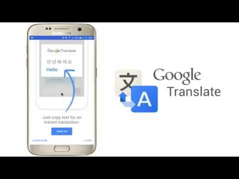 Update - Google Translate Now Works Inside Any Android App - Tap To Translate