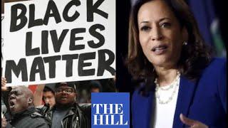 Kamala Harris praises Black Lives Matter protests