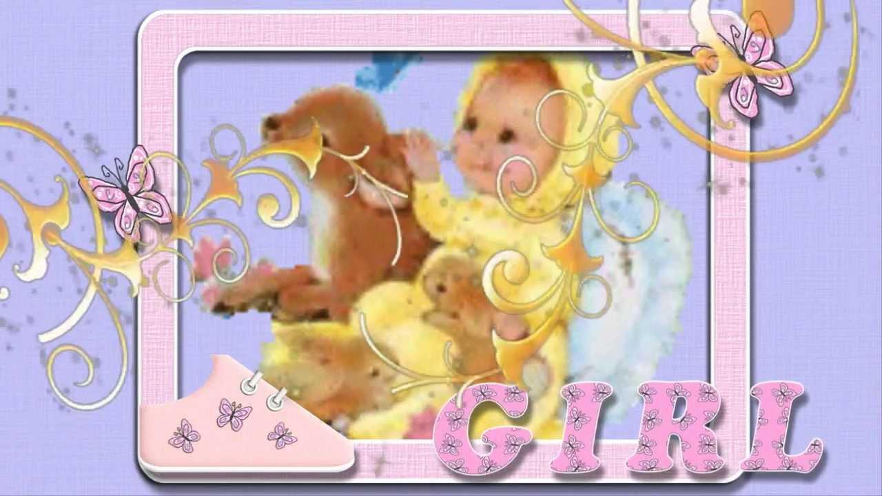 Поздравление новорождённой дочки фото 411