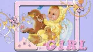 С Новорожденной ,внучкой и дочкой