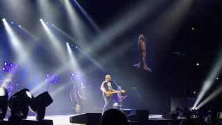 Концерт STING в Петербурге LIVE