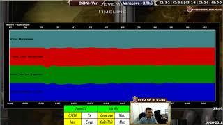 C4T3 | 2vs2 Random | CSĐN - G_Ver vs VaneLove - Xuân Thứ | Ngày 14-10-2018