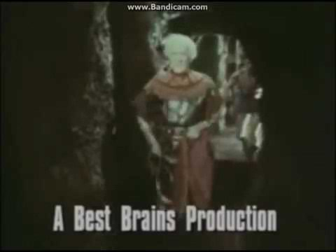 Best Brains Productions Hercules Against The Moon Men