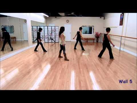 Losing My Head - line dance (dance & walk through)