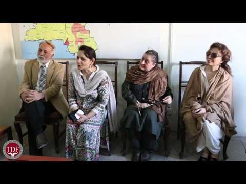 Tehmina Durrani Visit Junior Leaders School Foundation.