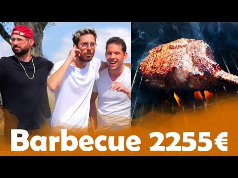 Barbecue à 5€ VS 2 255€ avec KEMAR et MISSAK ! - Morgan VS