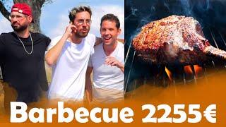Barbecue à 5 € VS Barbecue a 2255€ avec Kemar et Missak.
