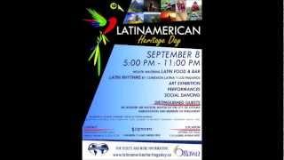 Latin American Heritage Day 2012 - Ottawa