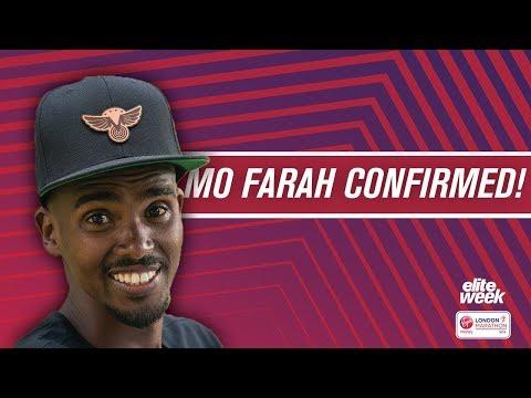🌟ELITES🌟 Sir Mo Farah looking for PB in London