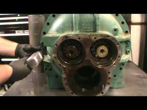 NTSC,LLC Frick SGC2317 Screw Compressor Insight