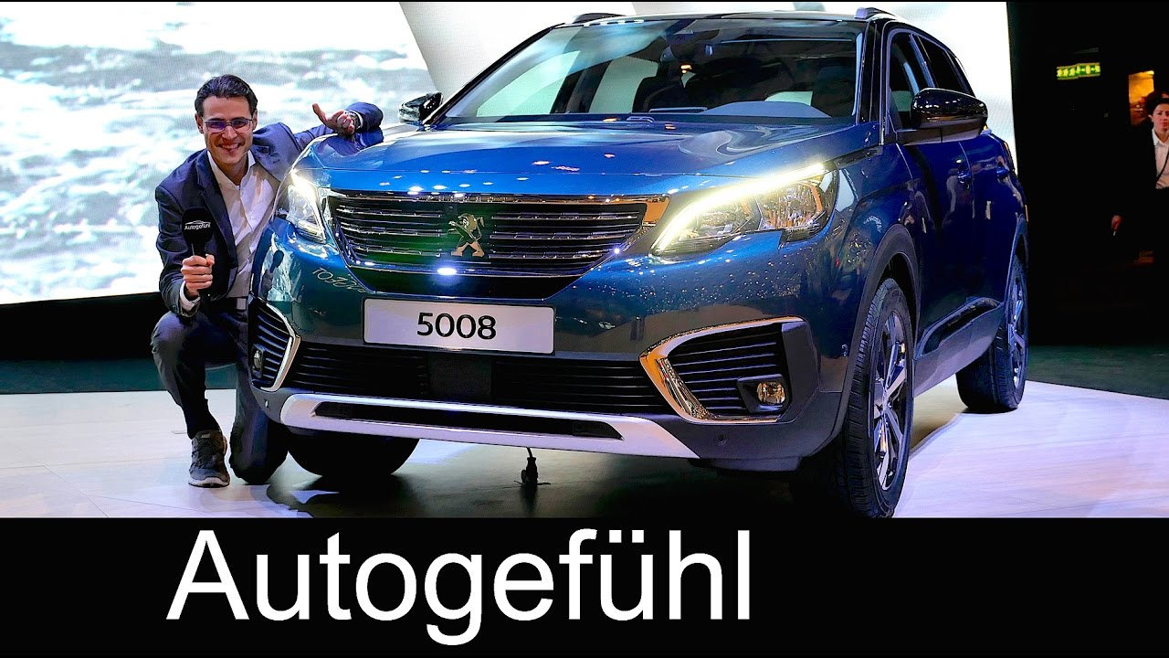 peugeot 5008 vs peugeot 3008 comparison review suv feature. Black Bedroom Furniture Sets. Home Design Ideas