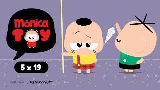 Mônica Toy | Te cutuco toy cutuca (T05E19)