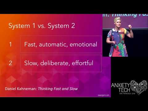 Anxiety & Calm Technology - Amber Case - AnxietyTech 2018