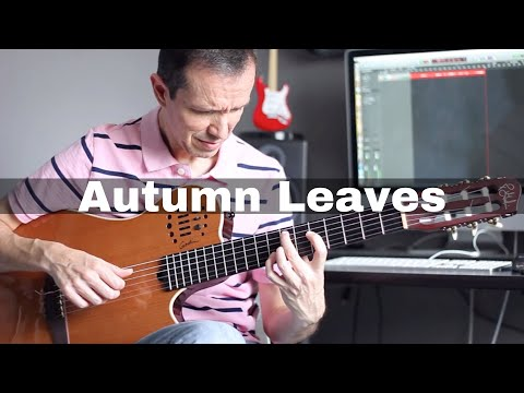 Autumn Leaves (Solo Jazz Guitar)