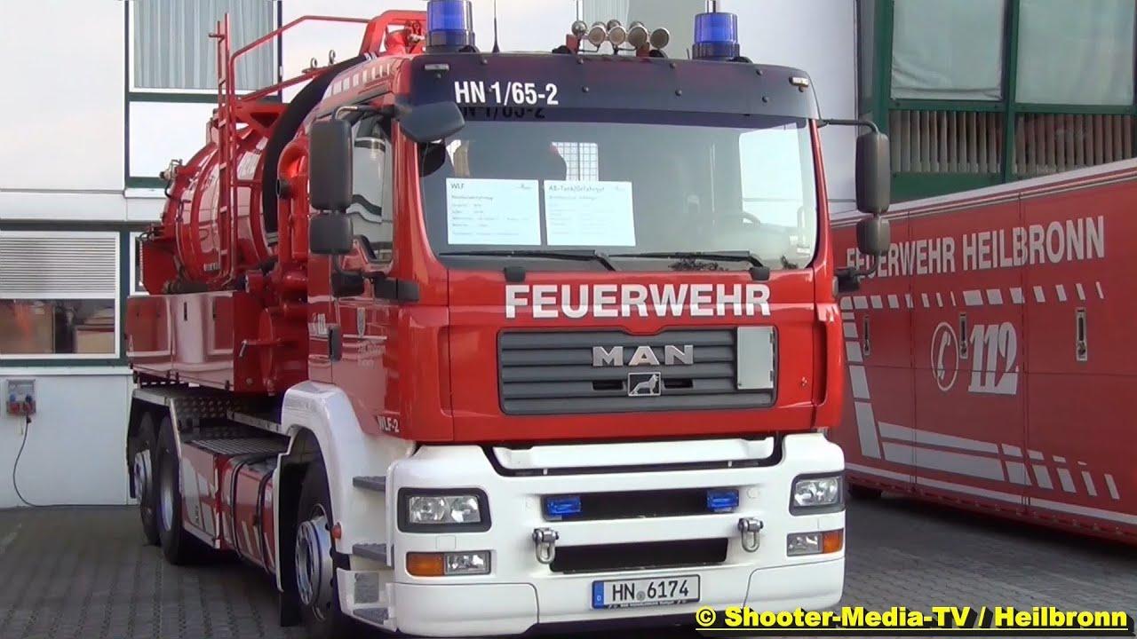 F Einsatzfahrzeuge Fahrzeugpark Der Feuerwehr Heilbronn Spezialfahrzeuge Sonderfahrzeuge
