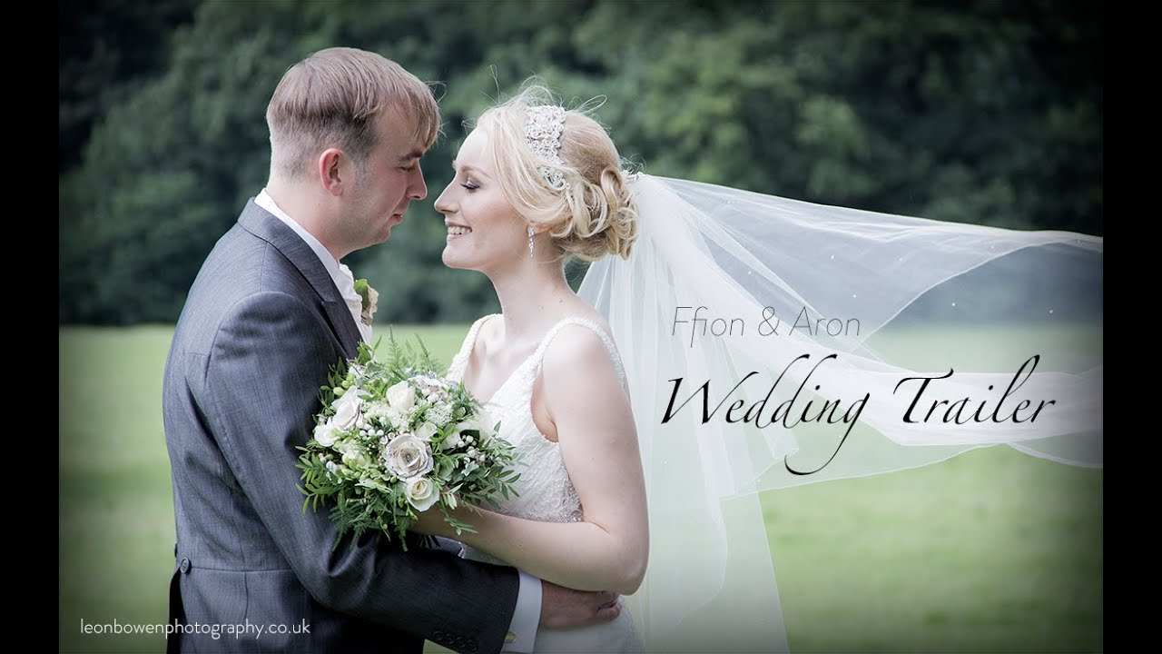 Ffion & Aron Cook's Wedding Trailer