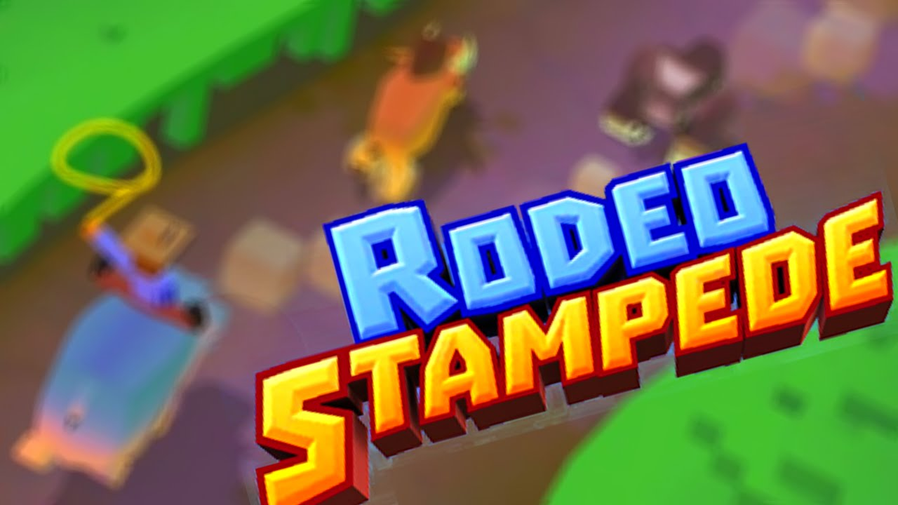 Rodeo Stampede Hippo Hype Youtube