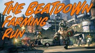 Borderlands 2 - How to Farm The Beatdown