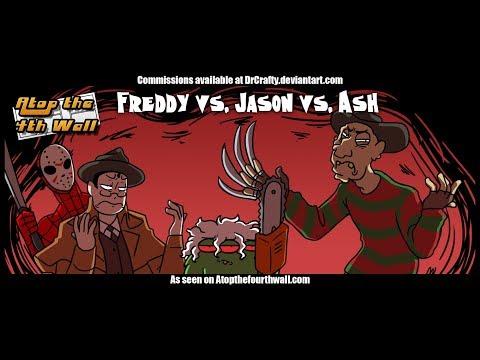 Freddy vs. Jason vs. Ash - Atop the Fourth Wall