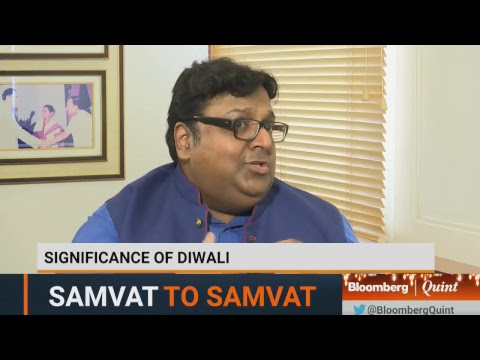 Ashwin Sanghi On What Diwali Means For Businesses