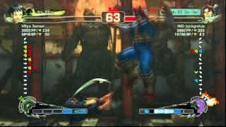 USFIV~ T.Hawk (IND Incognitus) vs.  Makoto (VRyu Sensei) HD