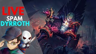 🔴 LIVE | LETS LEARN DYRROTH ⭐| Mobile Legends | Shinmen Takezo