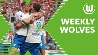 Topspiel gegen Hertha BSC, Frauen starten in die Champions League | Weekly Wolves