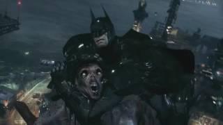 Batman Arkham Knight All Villains Azrael Bosses Cutscenes Battles   Ending Knightfall Protocol 60FPS