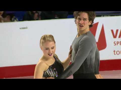 Julianne Seguin / Charlie Bilodeau 2018 Canadian Tire National Skating Championships - SP