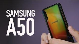 Обзор Samsung Galaxy A50. Xiaomi, пока!