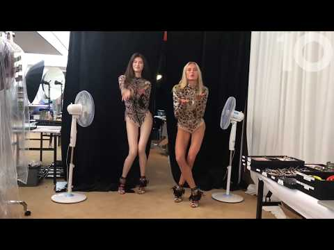 Victoria's Secret: 10's Holiday Countdown With Romee & Sui He