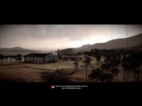 "Battlestations Pacific Japanese Walkthrough 5 ""Invasion of Port Moresby"" Gold medal 1080p"