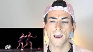 Dance Coach Reacts to MADDIE ZIEGLER + CHLOE LUKASIAK DUETS!