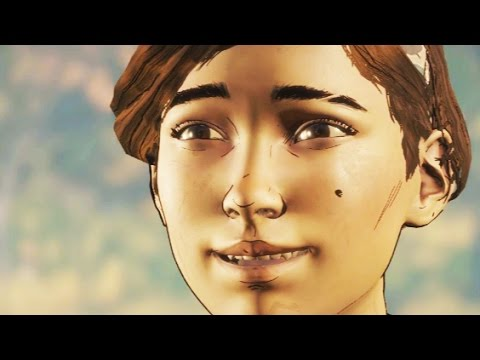 The Walking Dead Episode 1 - All Dialogues - Ending With Eleanor (Season 3 A New Frontier)