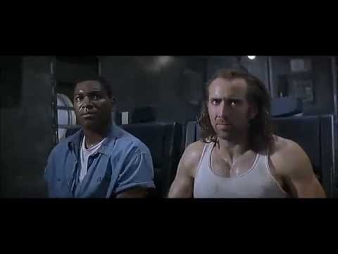 "CON AIR [1997] Scene: ""Traitor in our midst."""