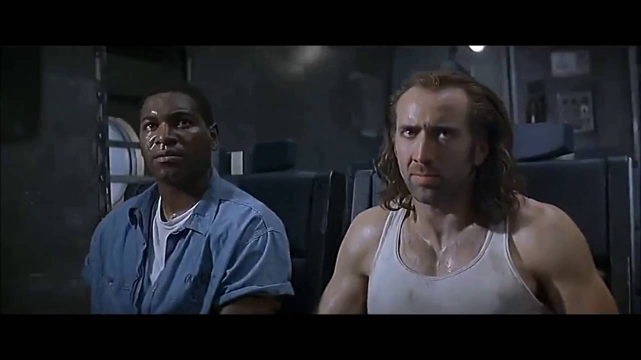 Con Air 1997 Scene Traitor In Our Midst Youtube