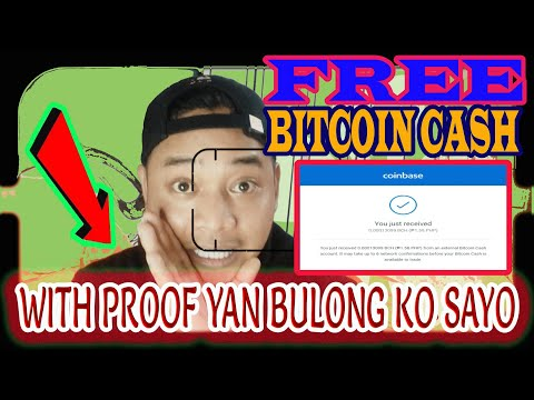 KUMITA NG FREE BITCOIN CASH DEPOSIT SA COINS.PH | VERY LEGIT MINIMUM WITHDRAW 10000 SAT