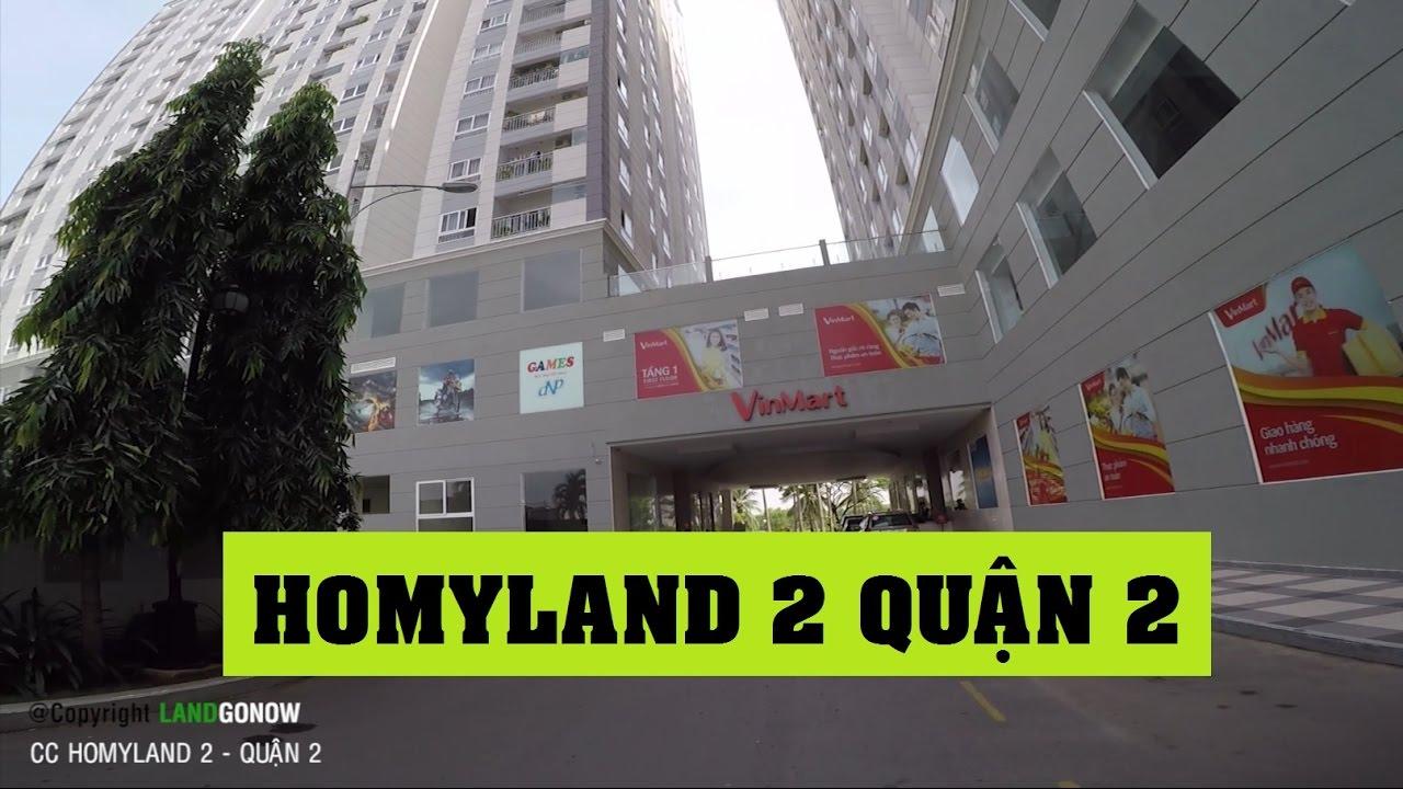 Chung cư Homyland 2, Nguyễn Duy Trinh, Bình Trưng Tây, Quận 2 – Land Go Now ✔