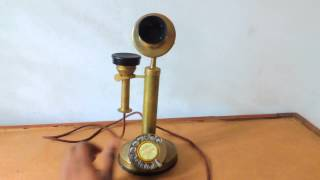 Candlestick Phone - Old Telephone