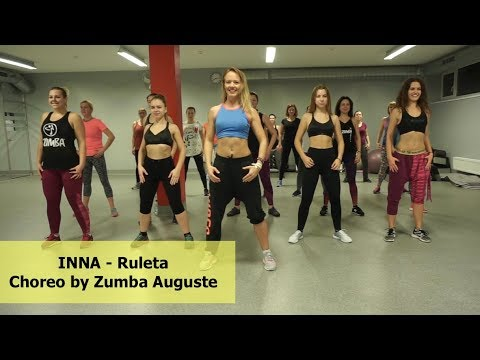 Zumba - INNA - Ruleta (feat. Erik)