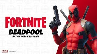 ? [LIVE] *NEW* FORTNITE DEADPOOL EVENT!