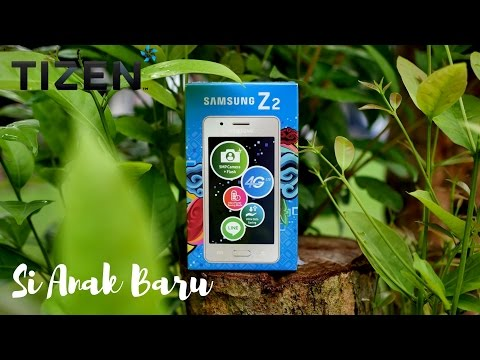 Unboxing Samsung Z2 Indonesia
