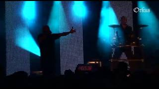 VNV NATION - The Great Divide [Live@Amphi Fest 2010] HQ
